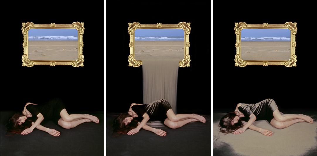 Un lugar secreto V, 2008. C-print